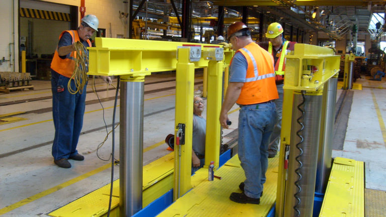 Crane & Hoist Service, Crane & Hoist Service, SISSCO Hoist