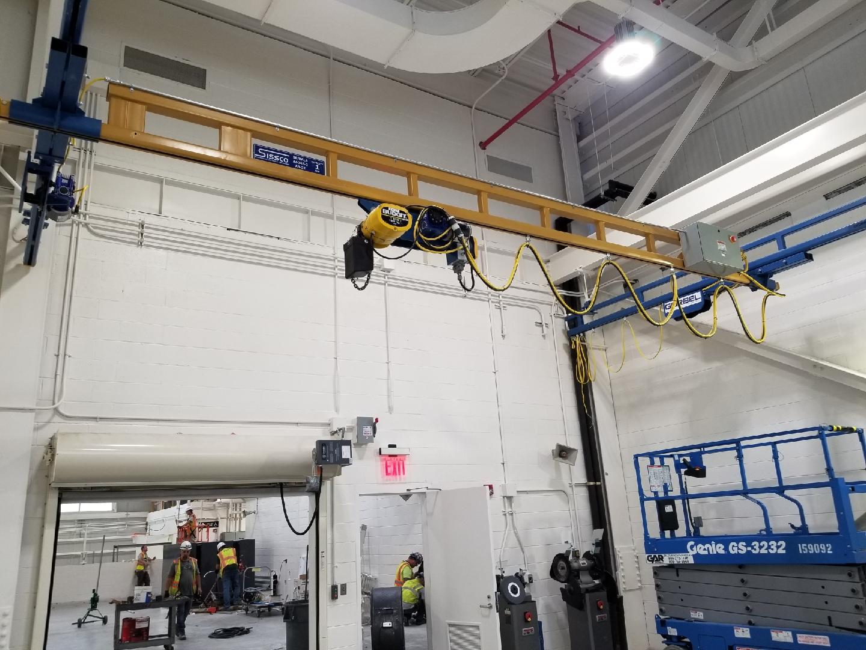 industrial cranes, Industrial Cranes, SISSCO Hoist