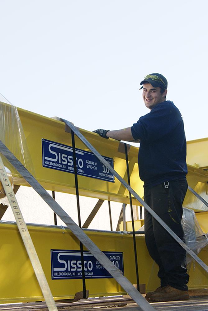 about, About, SISSCO Hoist