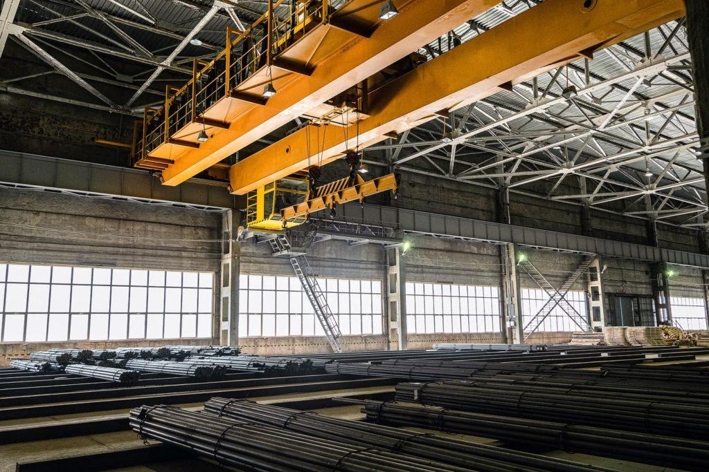 overhead crane, Overhead Crane Anti-Skew & Positioning Control Solutions, SISSCO Hoist, SISSCO Hoist