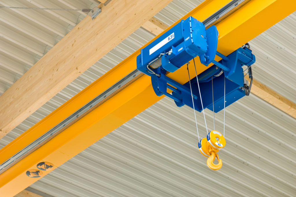 hoist and crane, What's The Difference Between a Hoist and Crane?, SISSCO Hoist, SISSCO Hoist