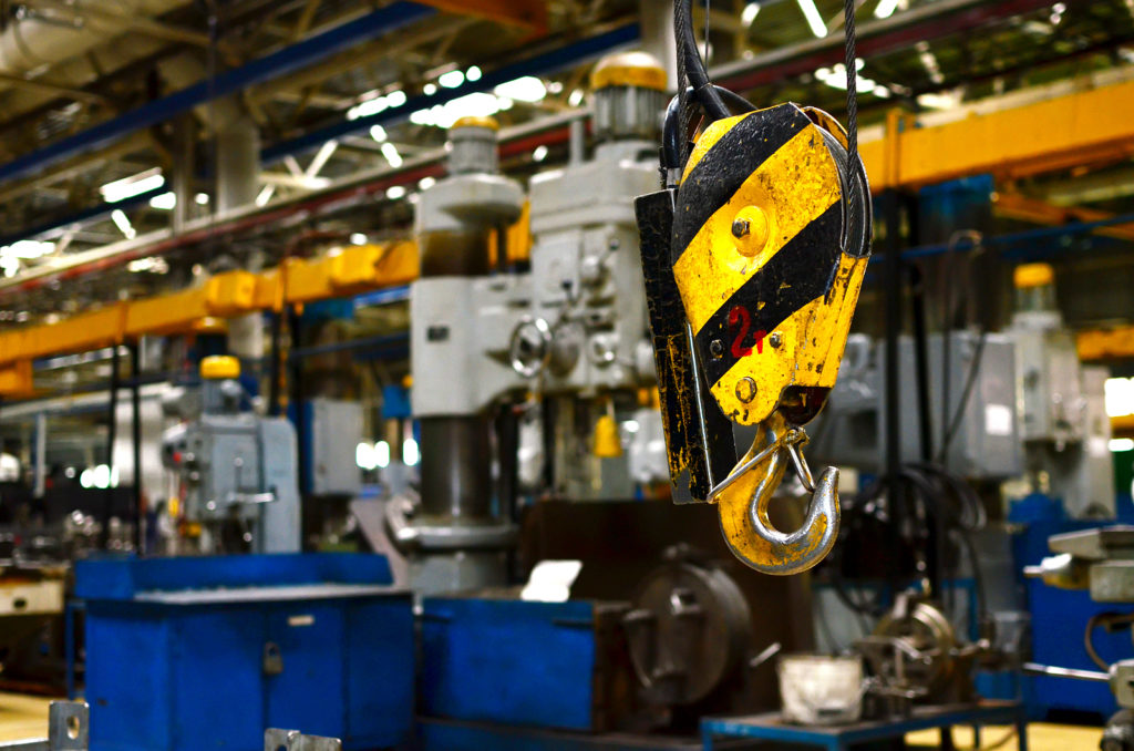 New vs Used Industrial Cranes - Which Is Right For Your Business?