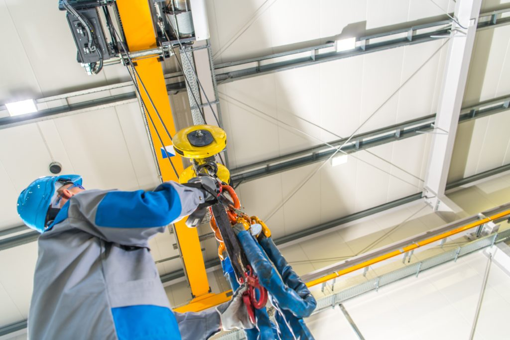 Industrial Cranes and Parts, Industrial Cranes and Parts – Identifying Damaged Rigging Equipment, SISSCO Hoist